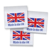 Made in UK Labels