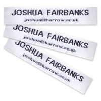 Two Line Name Tapes