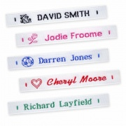 Woven Name Tapes